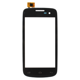 Тачскрин (сенсор) Micromax A091 Canvas Engage (черный)